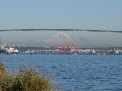 Vancouver Lionsgate Bridge