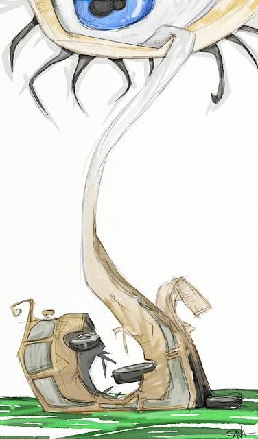 Gava gavavenezia satira vignette illustrazione caricatura fumetto ridere gavagnin marco illustratore disegno  autobus strage  morte