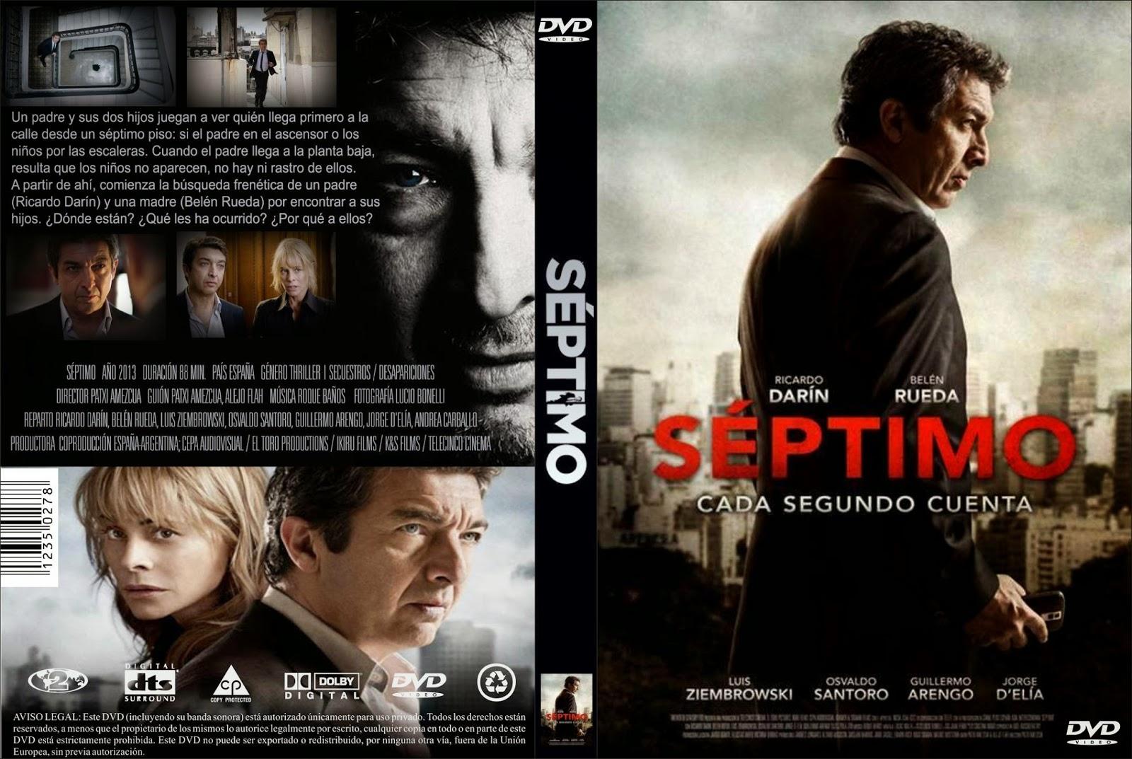 Download Sétimo BDRip XviD Dual Áudio Septimo   Custom por jonander1  5Bdvd 5D 80