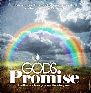 promise of God.....