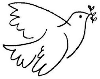 Dibujos Dia de la Paz para Pintar, parte 1