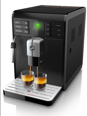 Machine A Cafe Avec Bac A Grain Changeable