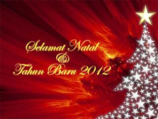 selamat natal 2012