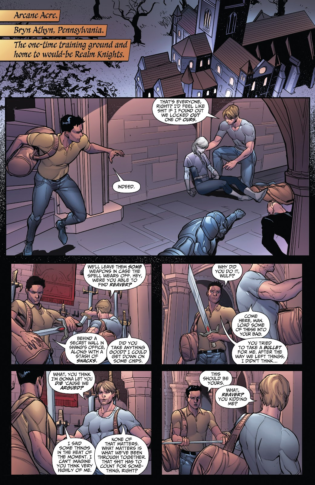 Grimm Fairy Tales (2005) Issue #123 #126 - English 5