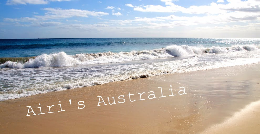 Airi's Australia