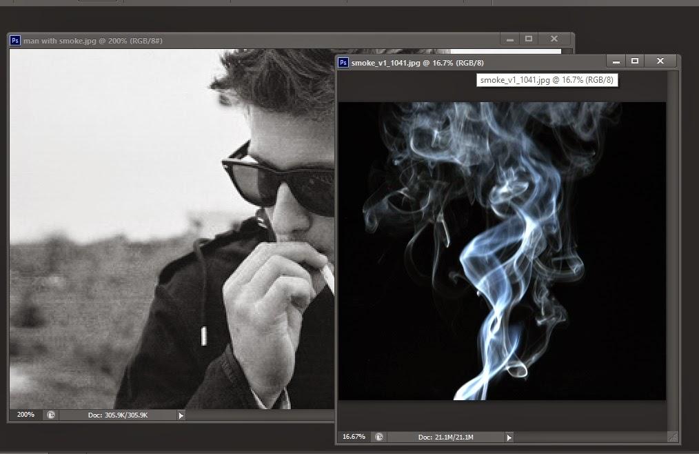 Asap Rokok Pelangi Efek Asap Rokok Pada Foto