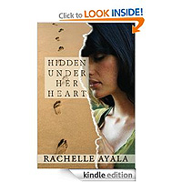 Hidden Under Her Heart by Rachelle Ayala free for a limited time