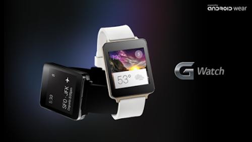 G Watch Dari LG