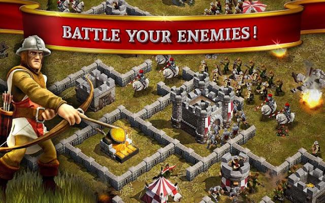 Battle Ages v1.3.1 MOD Apk