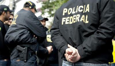 Polícia Federal deflagra Operação Quilópode contra crimes previdenciários nas cidades de Vargem Gande, Caxias, Codó, Presidente Dutra, Barreirinhas, Paço do Lumiar, São Luís e Teresina (PI).