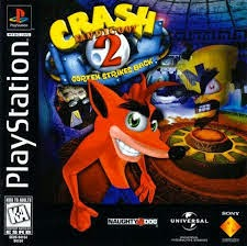 Crash Bandicoot 2 - Cortex Strikes Back (Português) - PS1 - ISOs Download