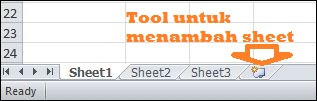 Sheet Workbook excel