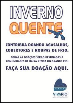 Boulevard São Gonçalo promove ação conjunta com o Viva Rio