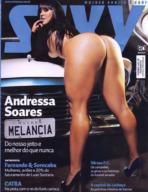 Andressa Soares Mulher Melancia