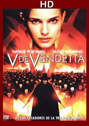 V de Vendetta (2006) [HD]
