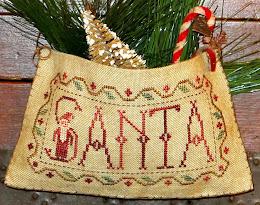 Cinnamon Stick Santa XXIV