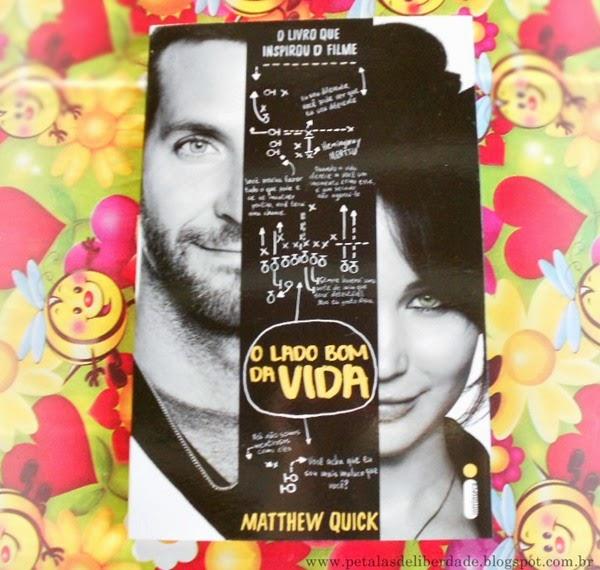 livro, filme, O Lado Bom da Vida, Matthew Quick, editora Intrínseca, edição econômica, capa, sinopse