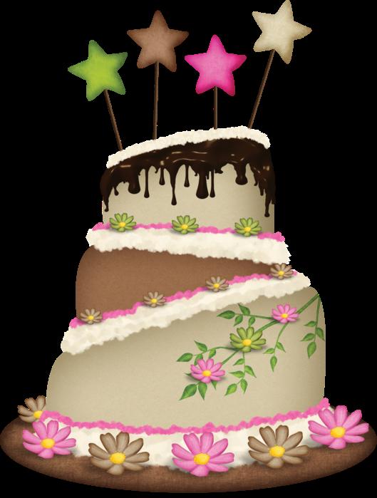Тортики фотошоп