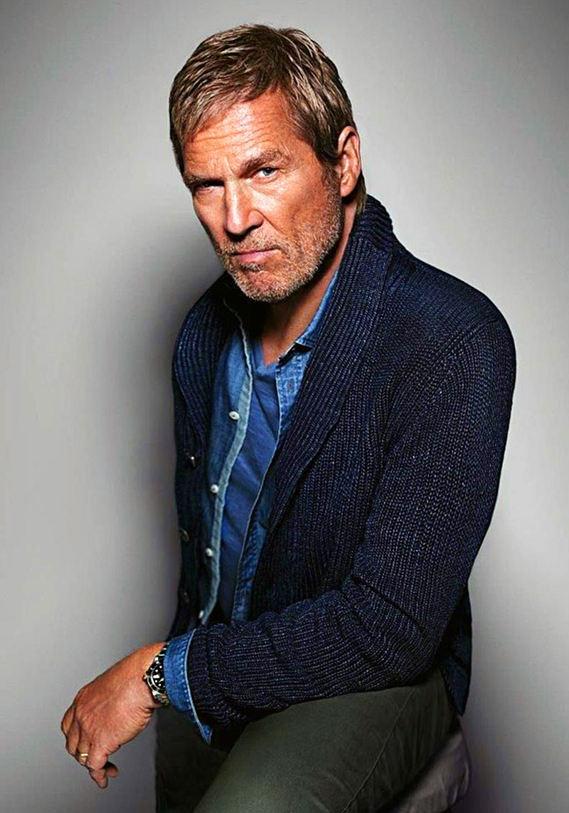 Jeff Bridges Rolex Sub...