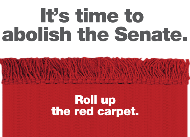 --- Roll up the red carpet ---