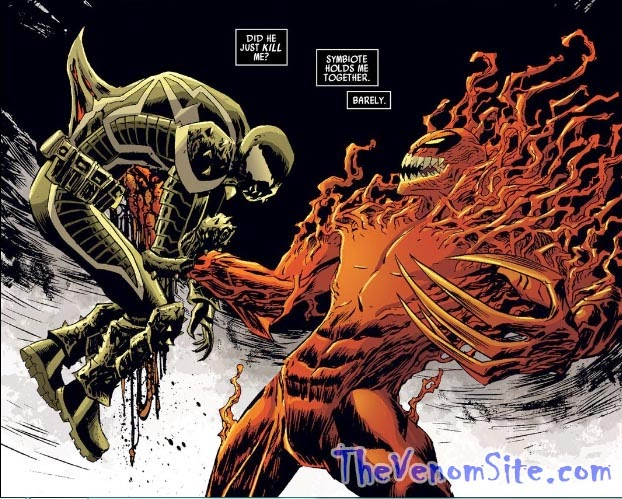 Read Venom: Toxin with a Vengeance digitally with Comixology on Android and iOS