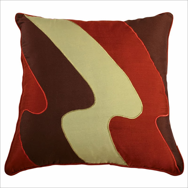 Beige Decorative Pillow