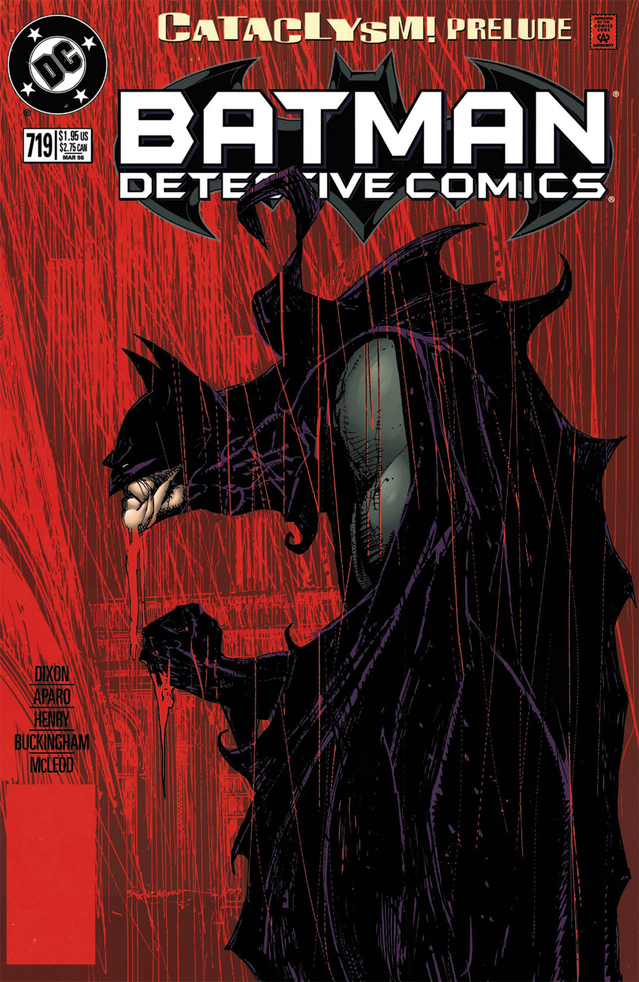 Detective Comics (1937) 719 Page 1