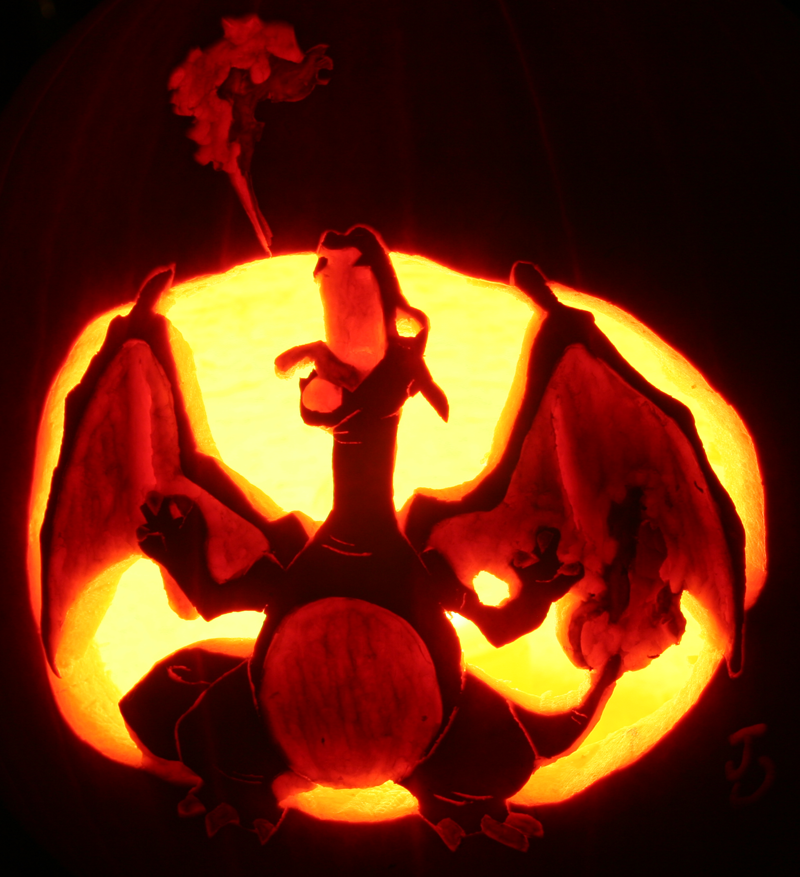 20 Cool Halloween Carved Pumpkins Cool Things Blog