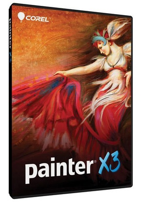 Corel Painter X3 13.0.0.704 x86 e x64 CorelPainterX3