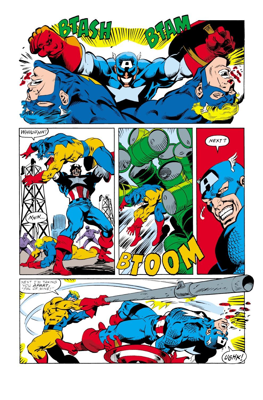 Captain America (1968) Issue #347 #277 - English 17