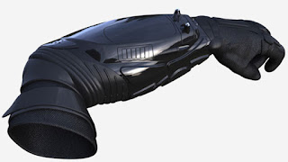 Bodyguard ArmStar : un bras équipé pour super-héros Armstar_bodyguard600