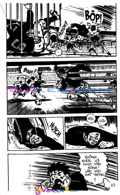 Jindodinho - Đường Dẫn Đến Khung Thành III  Tập 19 page 45 Congtruyen24h