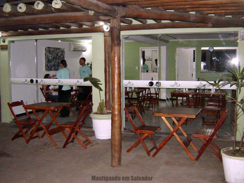 Setembro 2011 mastigando em salvador - Restaurante argos ...