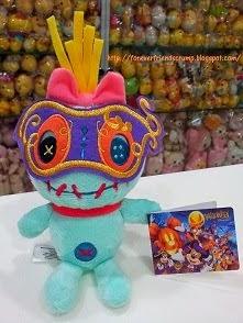 2014 HKDL Halloween Scrump Mascot