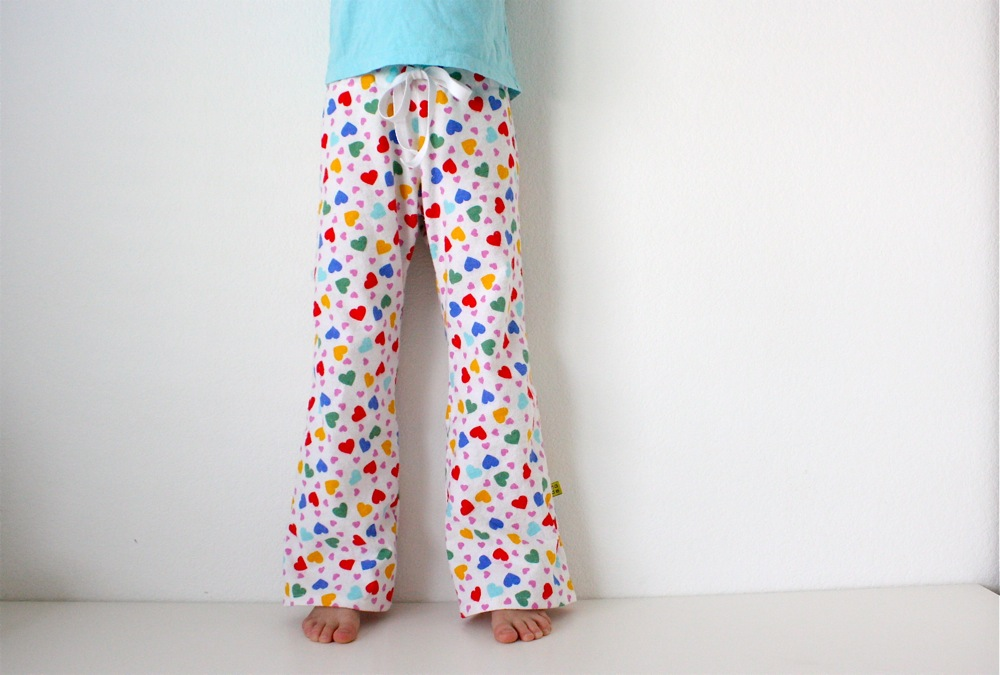 PJ Pants MADE EVERYDAY Stunning Pajama Pants Pattern