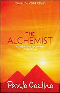 Book Review, The Alchemist, Paulo Coelho,