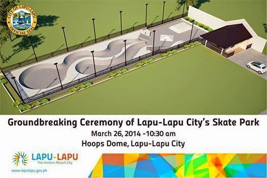 Lapu-Lapu, Cebu Skate Park - Philippines