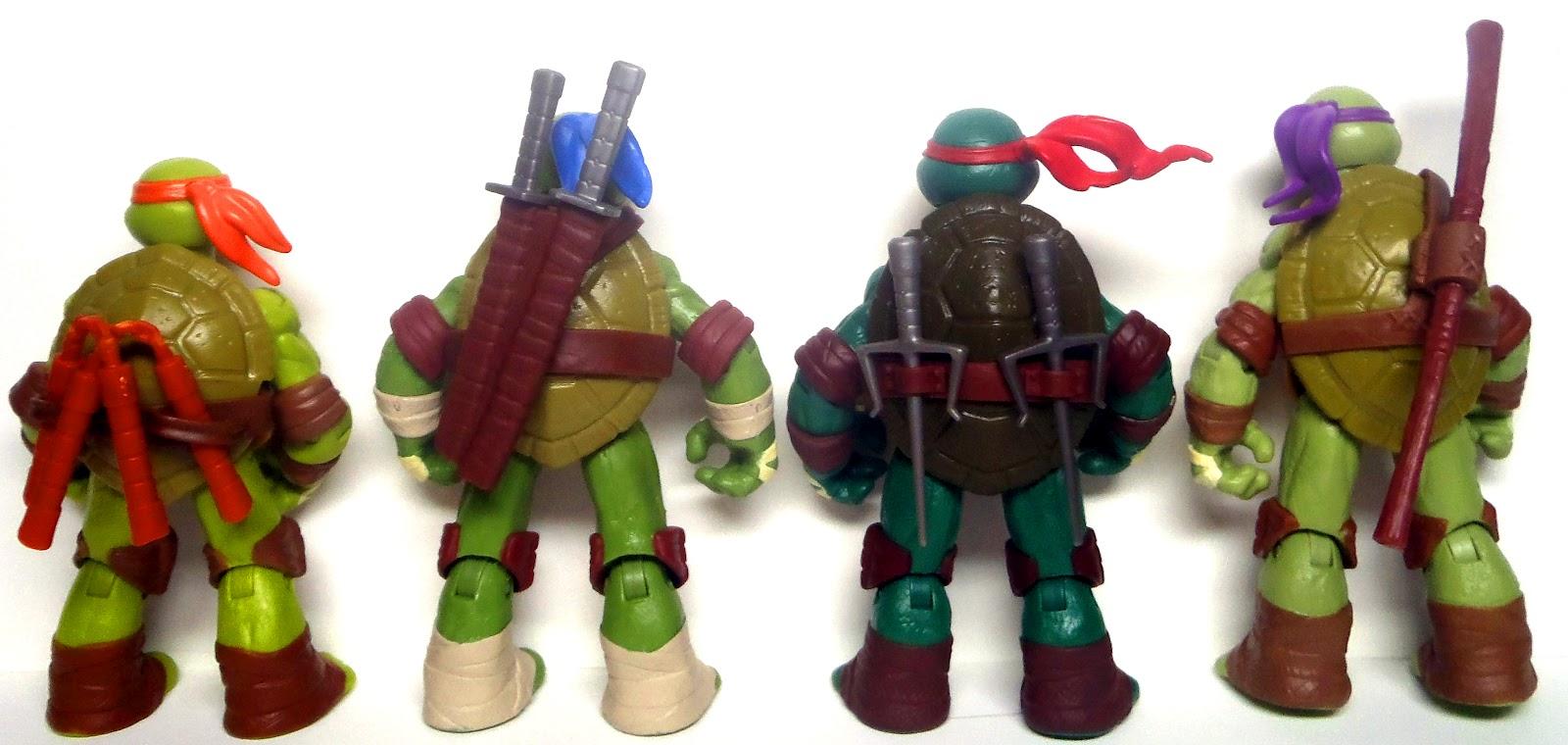 Teenage Mutant Ninja Turtles 2012 Toys : Taylor s sweet little art and nerd site teenage mutant