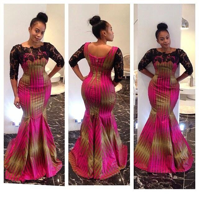Bottle anakra style 2015 best female ankara dress style latest