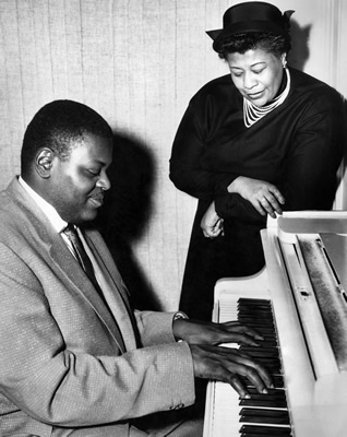Ella Fitzgerald and Oscar Peterson – Ella and Oscar (1975, reissue)
