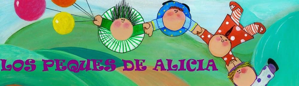 LA CLASE DE ALICIA