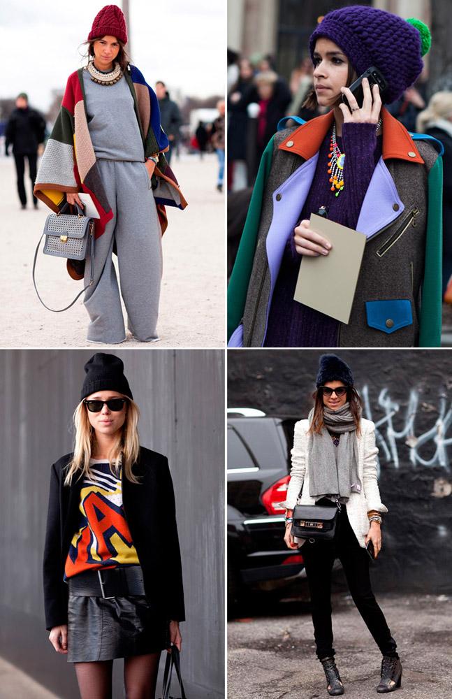 Fashion Beanies Women