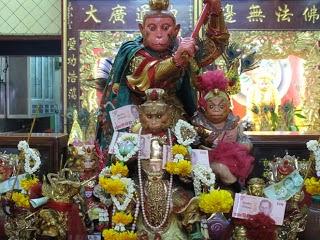 ศาลเจ้าจีน เจ้าพ่อเห้งเจีย เก่าแก่ที่สุดในประเทศไทย