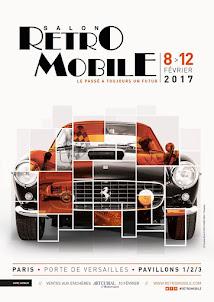 Rétromobile 2017 nous y serons, et vous?