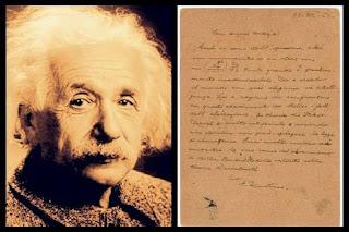 """O cientista mais famoso da história vislumbra a necessidade racional da existência de Deus Albert Einstein afirma: """"A ciência conduz a um espírito imensamente superior"""""""
