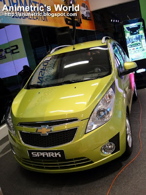 Chevrolet Philippines Spark Virtual Carpool Club