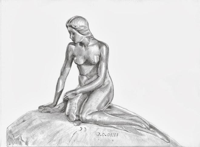 Sirène de Cophenague
