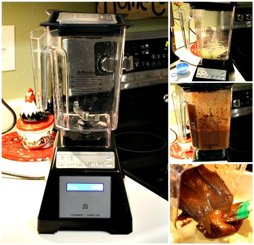 how to make a thick shake with a blender