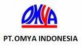 Lowongan Kerja Omya Indonesia