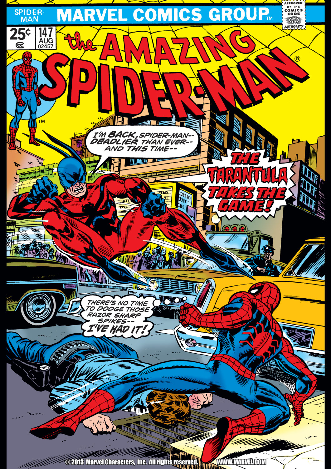 The Amazing Spider-Man (1963) 147 Page 1